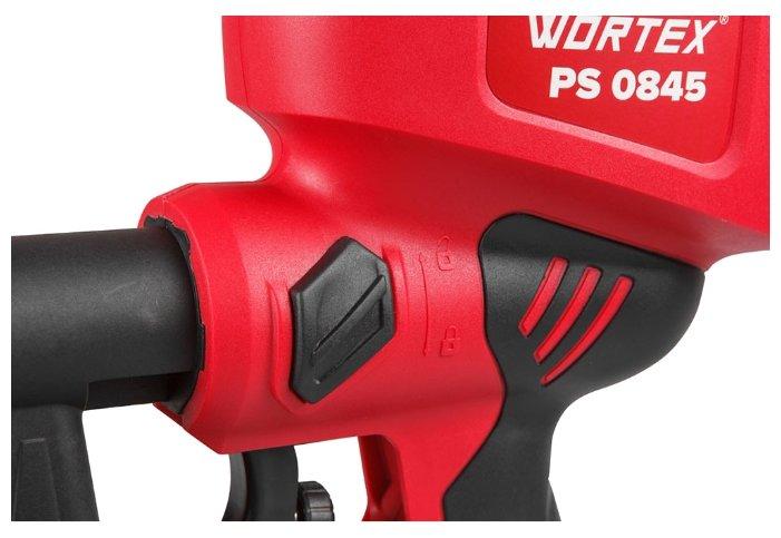 Сетевой краскопульт Wortex PS 0845