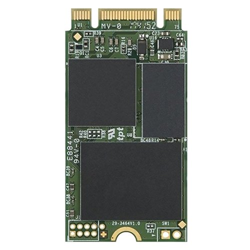Фото - Твердотельный накопитель Transcend 256 GB TS256GMTS400S накопитель ssd transcend 256gb ts256gmts400s