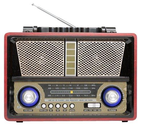 Радиоприемник BLAST BPR 712 шампань