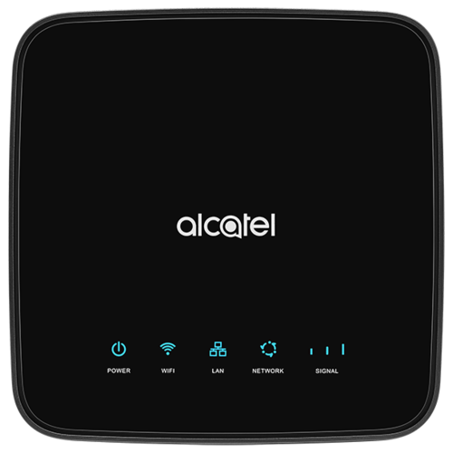 Wi-Fi роутер Alcatel LinkHUB HH40V черный