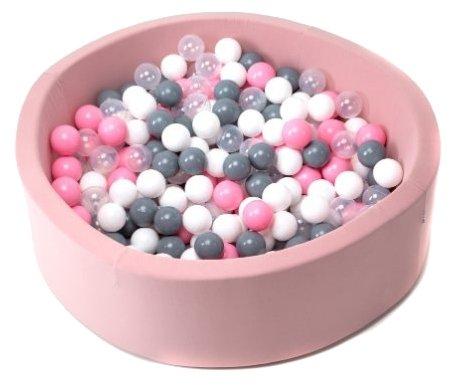 Детский бассейн Hotenok Розовые пузыри (sbh012)