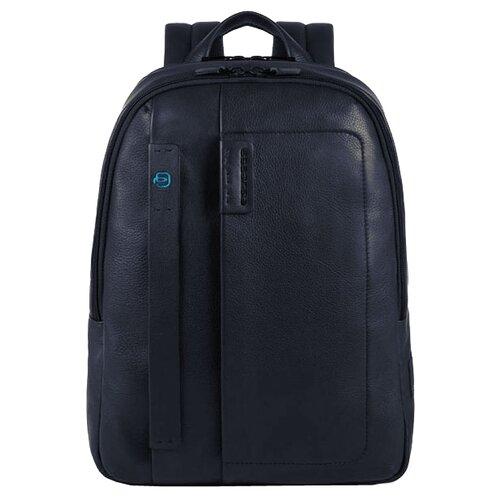 Рюкзак PIQUADRO CA3869P15 синий рюкзак унисекс piquadro pulse ca3869p15 n черный натур кожа