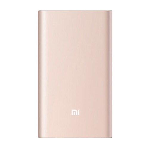 Купить Аккумулятор Xiaomi Mi Power Bank Pro 10000 розовое золото