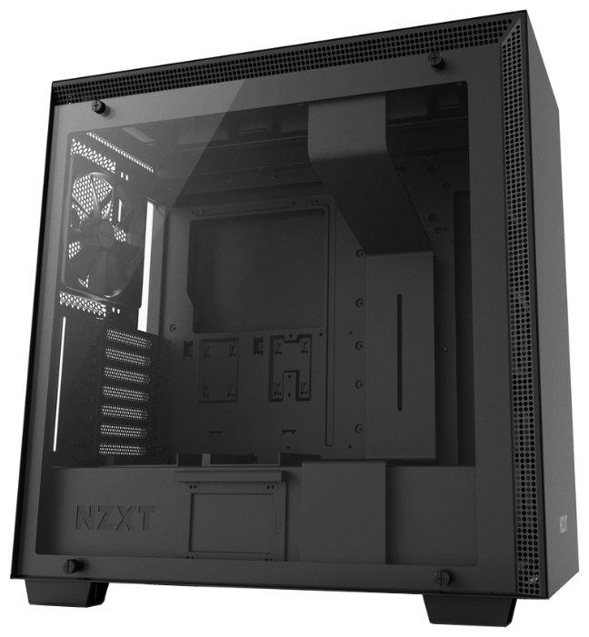 NZXT Компьютерный корпус NZXT H700 Black