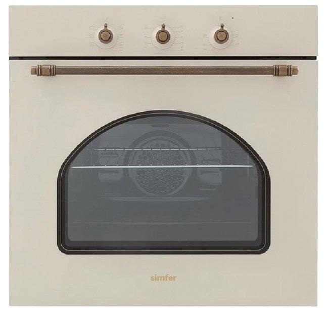 Духовой шкаф Simfer B6EO16112