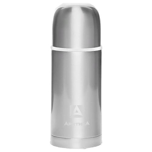 Классический термос Арктика 105-500 (0,5 л) серебристый/белый термос арктика 105 1 0л