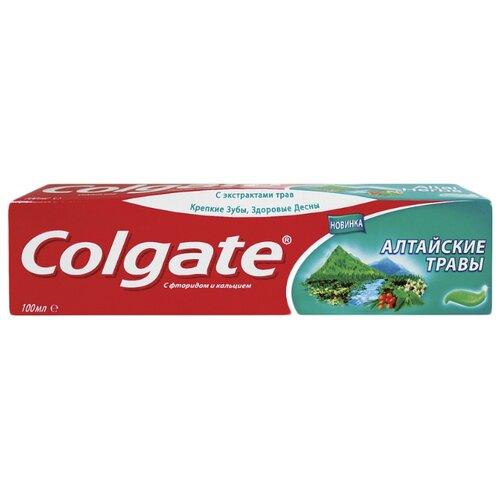 Зубная паста Colgate Алтайские травы 100 млЗубная паста<br>