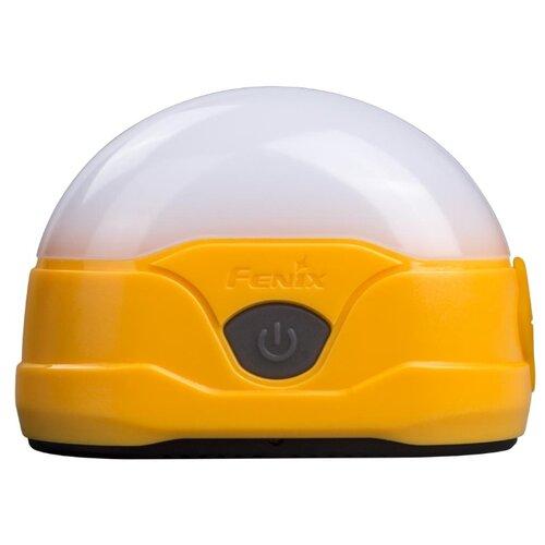 цена на Кемпинговый фонарь Fenix CL20R желтый