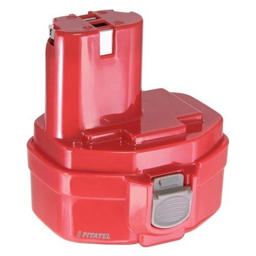 Аккумулятор Pitatel TSB-034-MAK14A-15C Ni-Cd 14.4 В 1.5 А·ч аккумулятор pitatel tsb 048 bos12a 33m bosch ni mh 12v 3 3ah