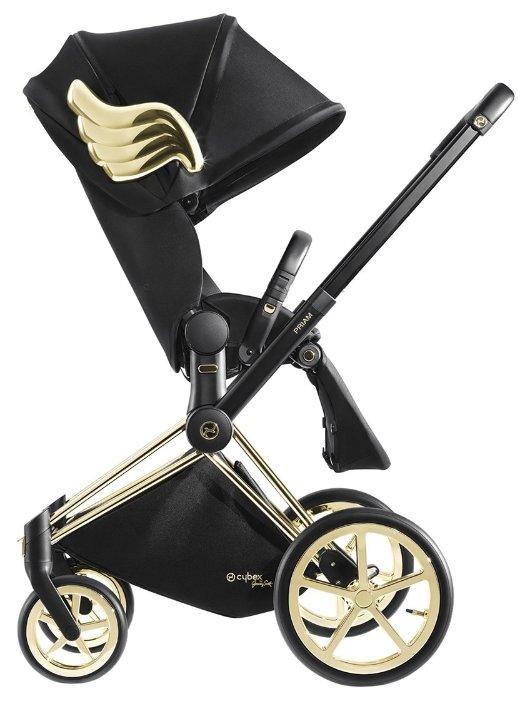 Прогулочная коляска Cybex Priam Lux by Jeremy Scott