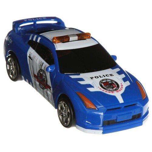 Легковой автомобиль Zhorya Авто-Дрифт (ZYC-0857-5B) 15 см синий/белый автомобиль zhorya в32769 красный