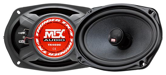 Автомобильная акустика MTX TX469C