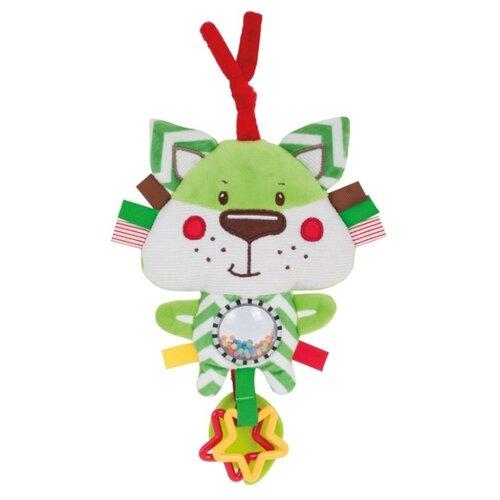 Купить Подвесная игрушка Canpol Babies Лесные друзья Лисёнок (68/042) зеленый, Подвески
