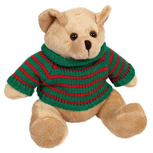 Купить Мягкая игрушка Eatoy Медведь бежевый 12 см, Мягкие игрушки