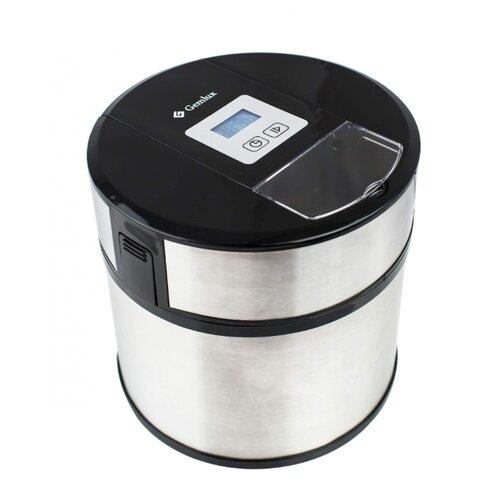 Мороженица Gemlux GL-ICM1512 серебристый/черный