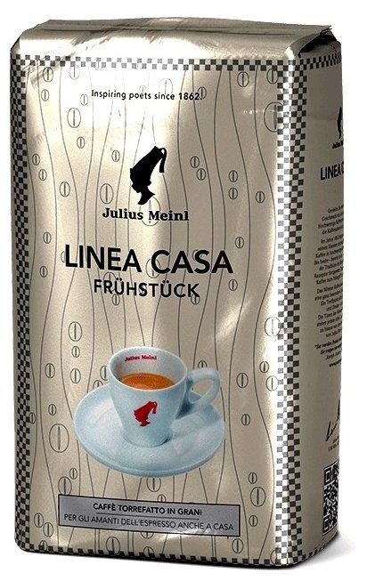 Кофе в зернах Julius Meinl Linea Casa Fruehstueck