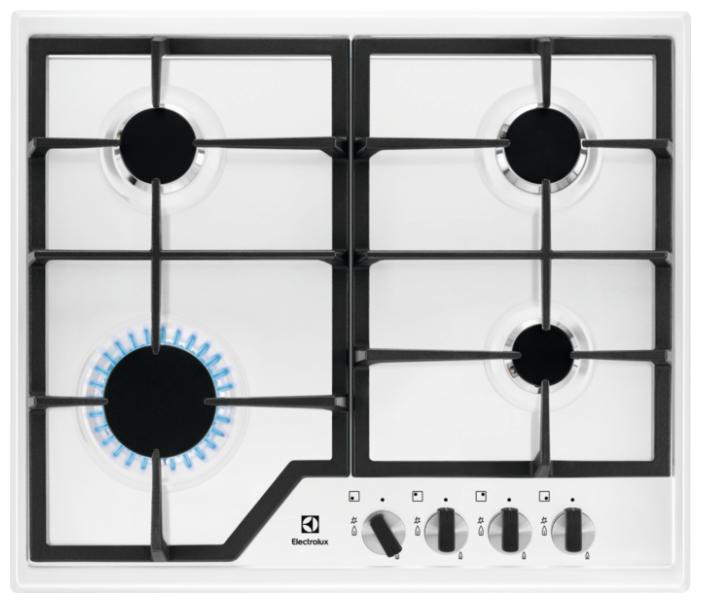 Варочная панель Darina T1 BGM341 11 At, газовая, встраиваемая, черный
