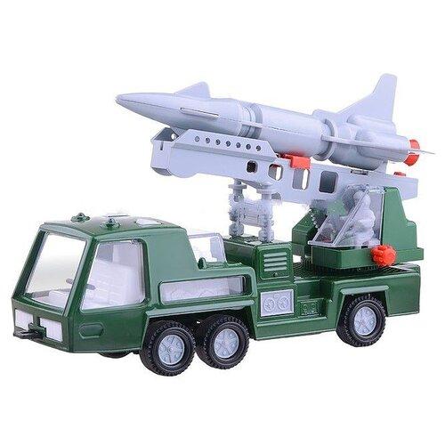 Купить Ракетная установка Форма Супер-мотор (С-30-Ф) 19 см, Машинки и техника