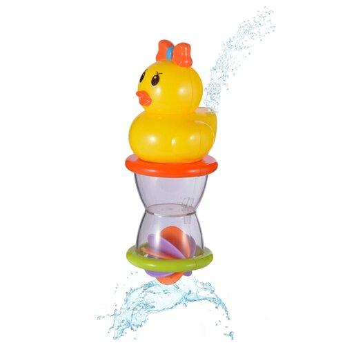 Купить Игрушка для ванной Жирафики Ути Утя. Водная мельница (939394) желтый, Игрушки для ванной
