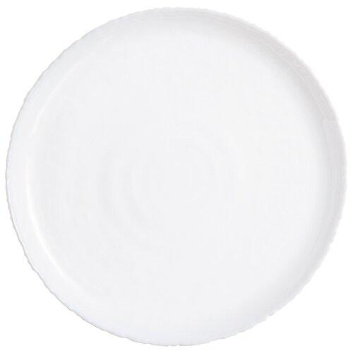 Luminarc Тарелка десертная Ammonite 19 см белый luminarc тарелка десертная lavender 19 см белый
