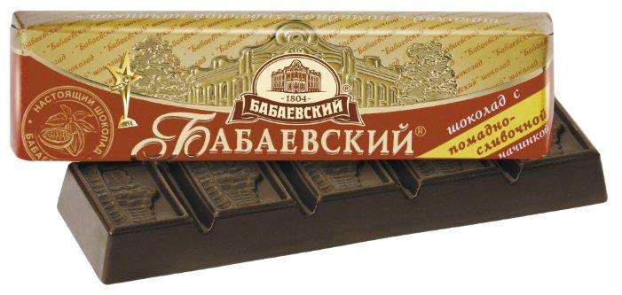 Батончик Бабаевский с помадно-сливочной начинкой, 50 г