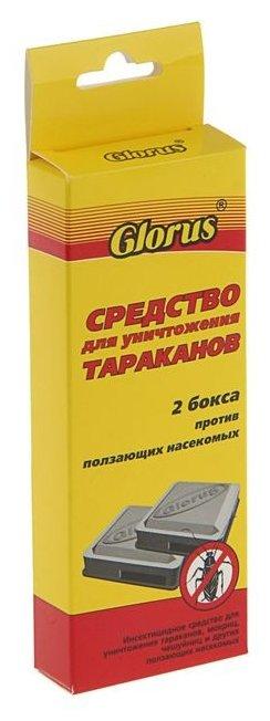 Приманка Glorus для уничтожения тараканов