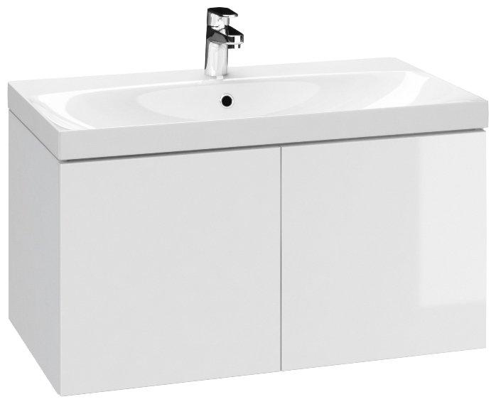 Тумба для ванной комнаты Cersanit Colour