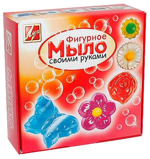 Луч Набор для изготовления мыла Цветы (23С 1440-08)
