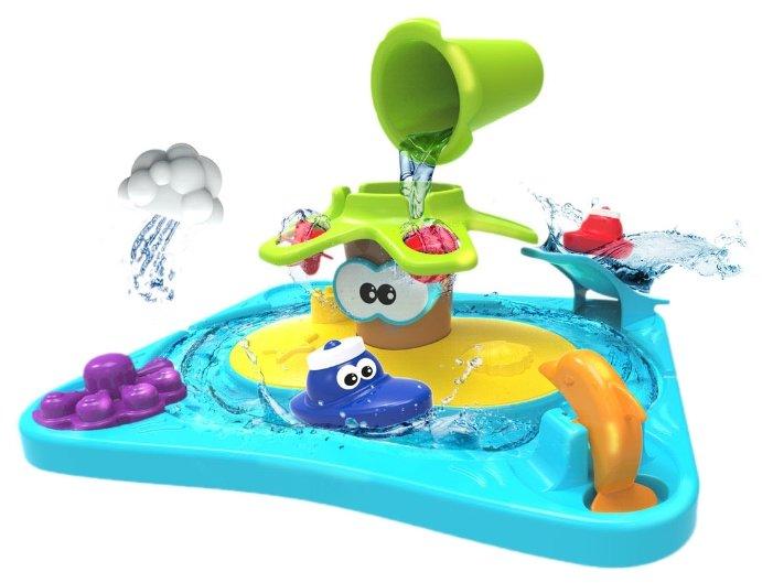 Набор для ванной 1 TOY Островок приключений (Т10503)