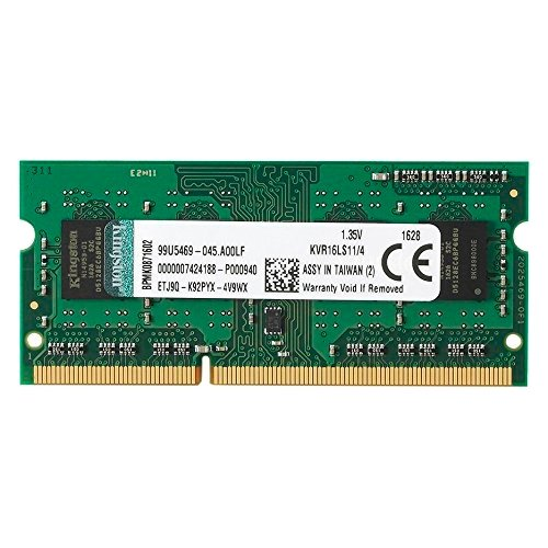 Купить Оперативная память Kingston KVR16LS11/4
