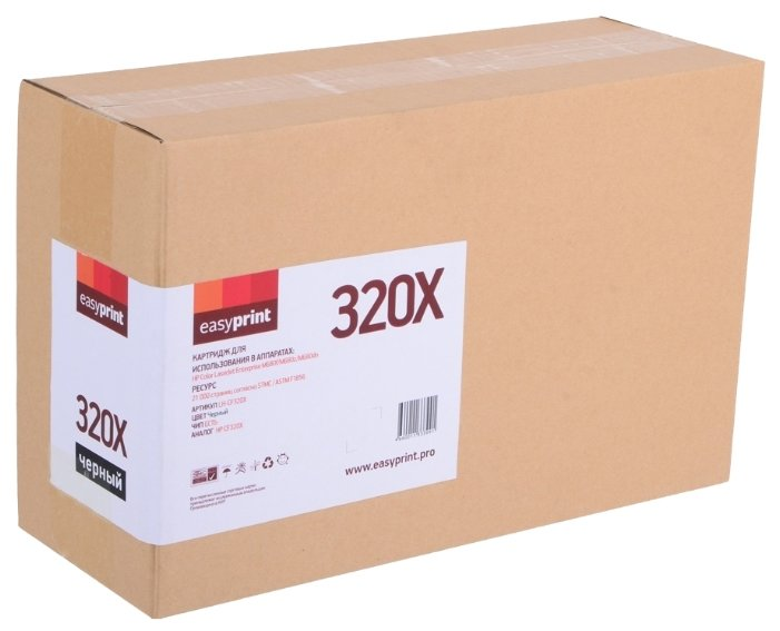 Картридж EasyPrint LH-CF320X, совместимый