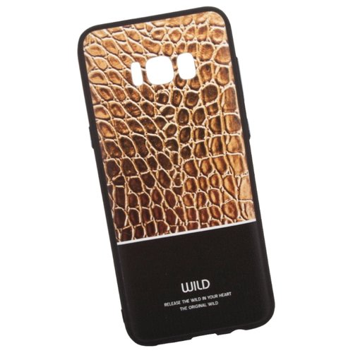 Чехол WK WK367 для Samsung Galaxy S8 Plus черный / золотистый