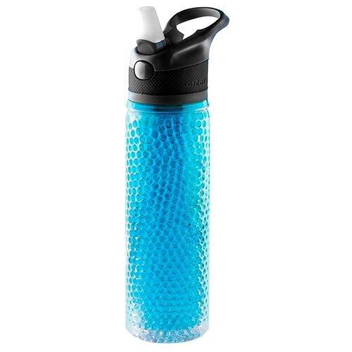 Термобутылка Asobu Deep freeze, 0.6 л голубой