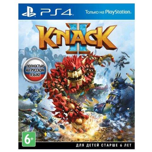 Игра для PlayStation 4 Knack 2 игра playstation knack 2 русская версия