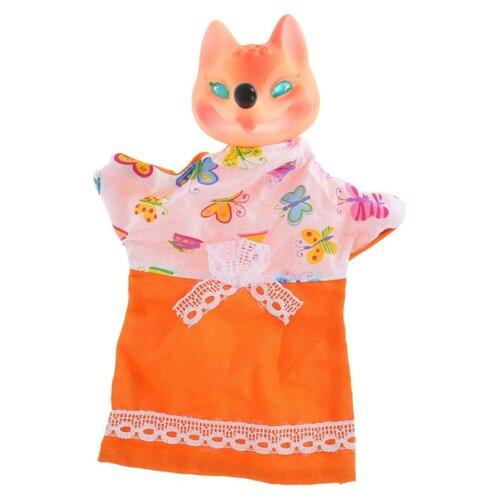 Фото - ОГОНЁК Кукла-перчатка Лиса (С-968) кукла огонёк арина с веснушками