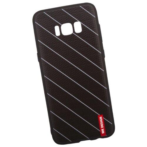 Чехол WK WK151 для Samsung Galaxy S8 Plus черный / белый