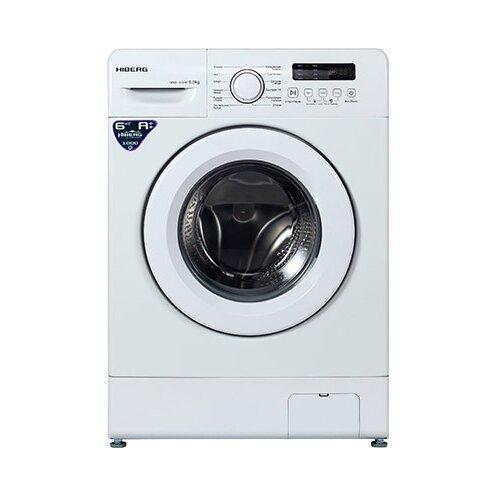 Стиральная машина HIBERG WM2-610 W стиральная машина hiberg wq2 610 s