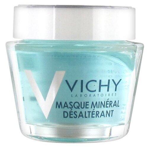 Vichy минеральная успокаивающая маска с витамином B3, 75 мл фото