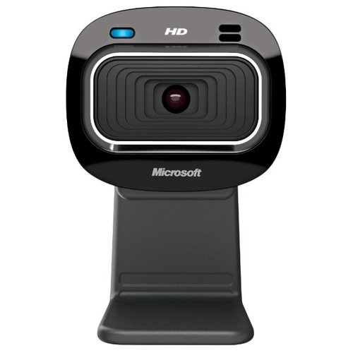 Веб-камера Microsoft LifeCam HD-3000 черный