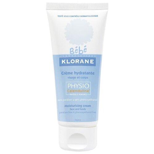 Klorane Крем увлажняющий с физио-экстрактом календулы, 40 мл где купить шампунь klorane