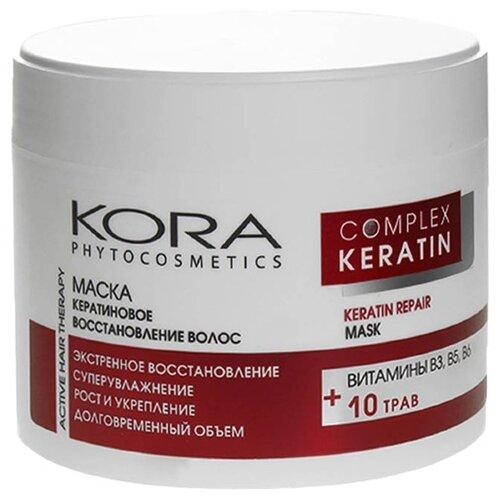 Kora Маска кератиновое восстановление волос, 300 мл kora caddo original mix