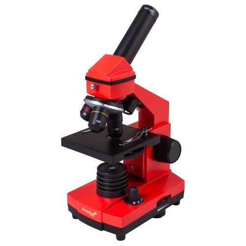 Микроскоп LEVENHUK Rainbow 2L PLUS orange микроскоп levenhuk rainbow 2l plus moonstone
