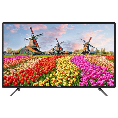 "Телевизор Hyundai H-LED50F406BS2 50"" (2018) черный"
