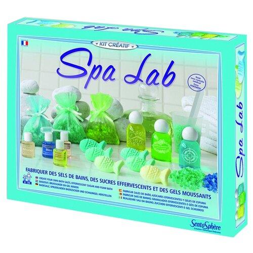 SentoSphere Набор СПА лаборатория (256)