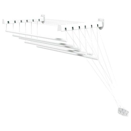Фото - Сушилка для белья gimi потолочная Lift 220, белая сушилка для белья gimi потолочная lift 100 белая