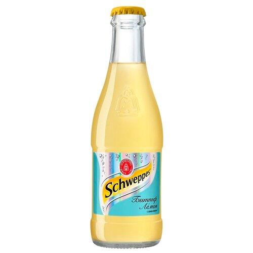 Газированный напиток Schweppes Bitter Lemon, 0.25 л schweppes индиан тоник напиток сильногазированный 1 5 л