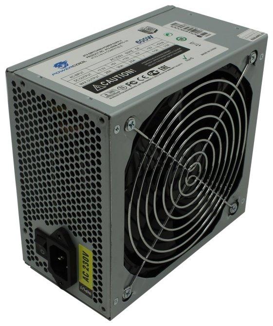 Блок питания PowerCool ATX-600-APFC-14 600W