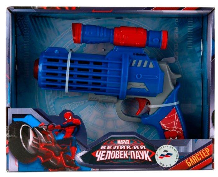 Бластер Играем вместе Великий Человек-паук (B1211025-R)