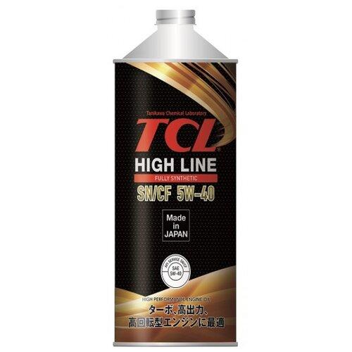 цена на Моторное масло TCL High Line 5W-40 SN/CF 1 л