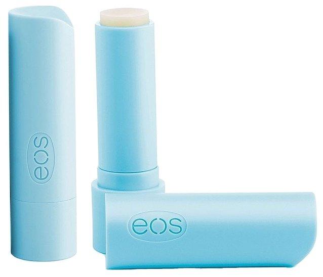 EOS Набор из двух бальзамов-стиков для губ Blueberry acai